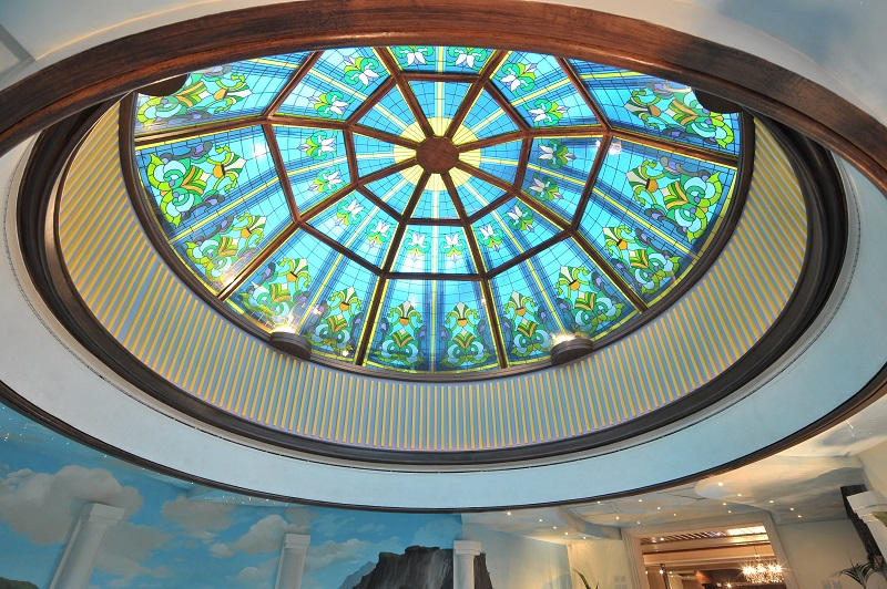 glass supplier, Stained Glass 101: History,  Process, And Applications