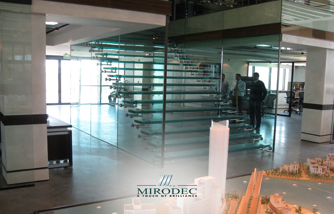 Mirodec - Glass Stairs