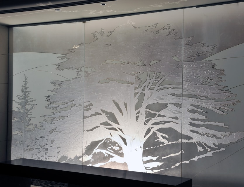 Glass Etching And Engraving, Etching and Engraving